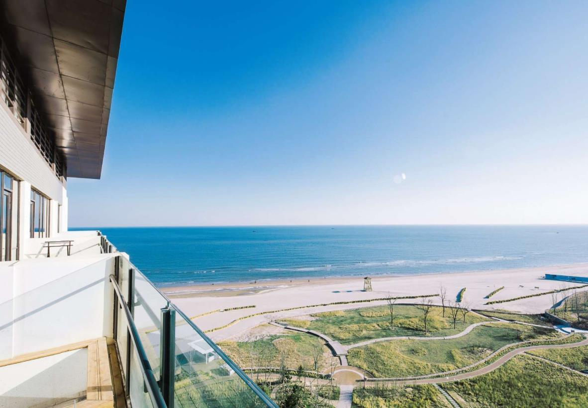 青岛旅行社-Club Med Joyview 地中海度假村-北戴河黄金海岸度假村 吃住玩乐 一价全含 在黄金海岸重焕活力